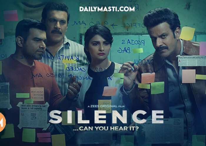Silence... Can You Hear it? Review: A formulaic taut thriller that fits best on the vigorous shoulders of Manoj Bajpayee!