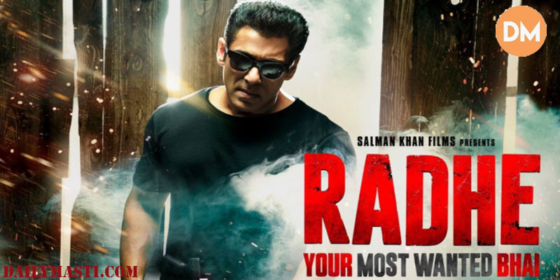 Radhe Movie Review : For Bhai Fans Only
