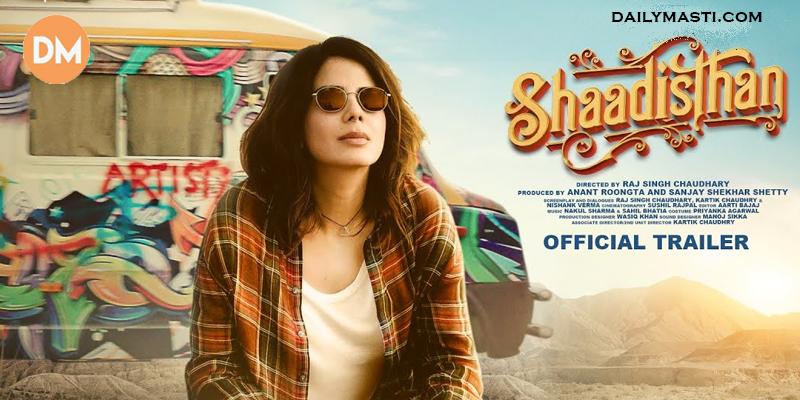 Shaadisthan review: Worth a watch!