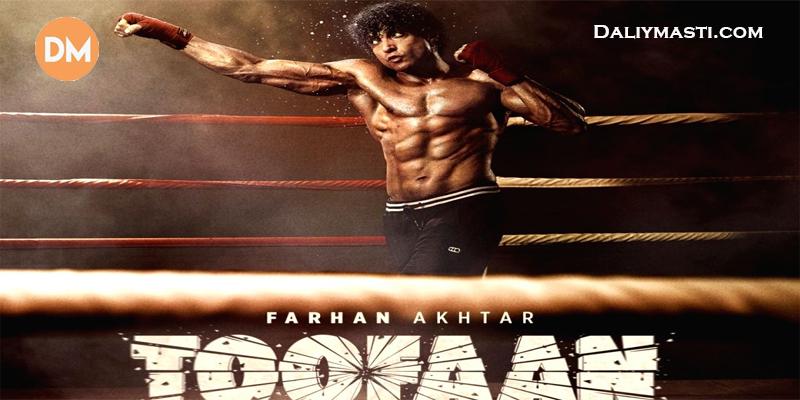 Farhan Akhtar starrer Toofaan to premiere on Amazon Prime Video on July 16
