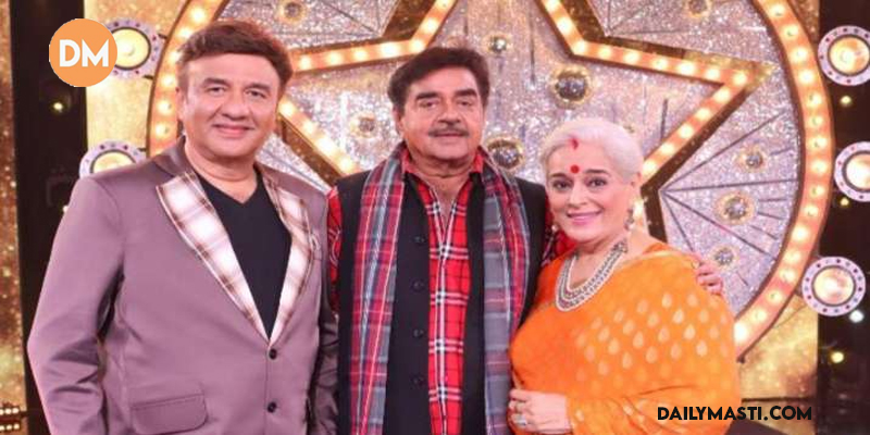 Indian Idol 12: Shatrughan Sinha gave a musical surprise to his wife Poonam Sinha; Sings song for her