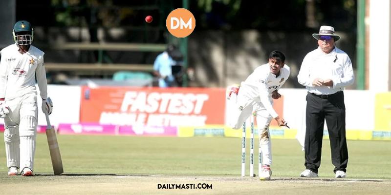 ZIM vs BAN: Bangladesh Spinners Catch Zimbabwe Batsmen In A Web