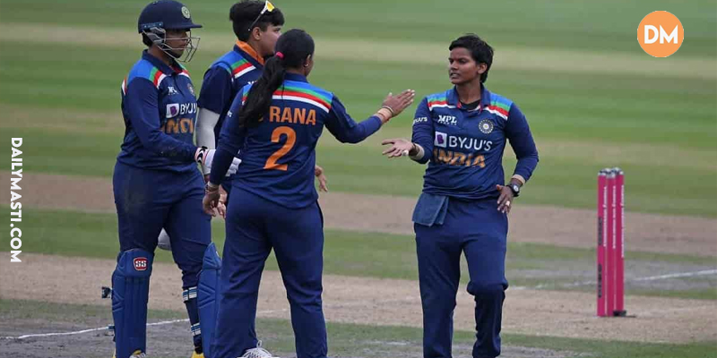 ENGW vs INDW: India Women Beat England In Second T20I