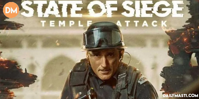 State of Siege: Temple Attack review: Stirring and Gripping