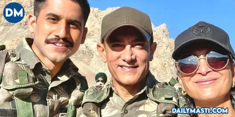Aamir Khan reveals he and Naga Chaitanya enjoyed THIS together during Laal Singh Chaddha shoot in Ladakh