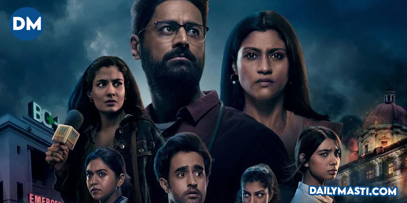 Amazon Prime Video drops teaser of Mumbai Diaries 26/11