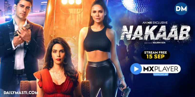 Death, scandal, and undiscovered secrets – MX Player drops the trailer of the investigative thriller Nakaab