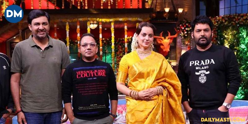 TKSS: Kangana Ranaut's Thalaivii team & Govinda to grace Kapil Sharma's show for an entertaining weekend